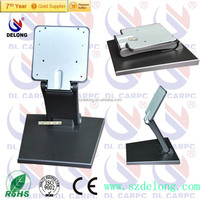 "10"" to 24"" Double Folding VESA Stand Bracket Use for All in One PC Stand/ Touch Screen Monitor"