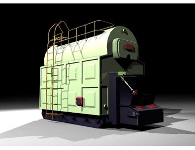 DZL-type coal-burning water tube fire tube steam boiler