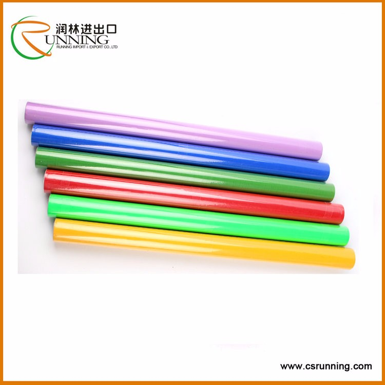 2016 wholesale clear plastic book cover contact paper