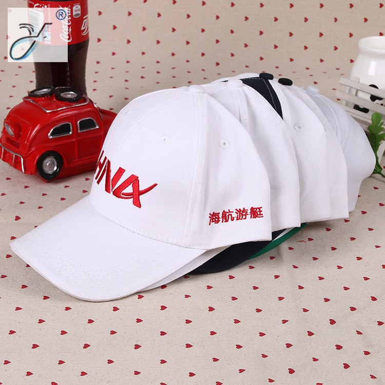 Factory customized high quality nice embroidery baseball caps