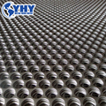 Galvanized square hole perforated plate mesh/steel round hole perforated plate(ISO9001&factory)