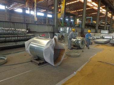 Packing (Prepainted Galvanized Steel Coil)