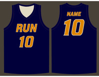Custom Logo Latest Design Basketball Jersey