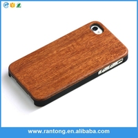 Latest product unique design smart phone case for iphone 6s wood on sale