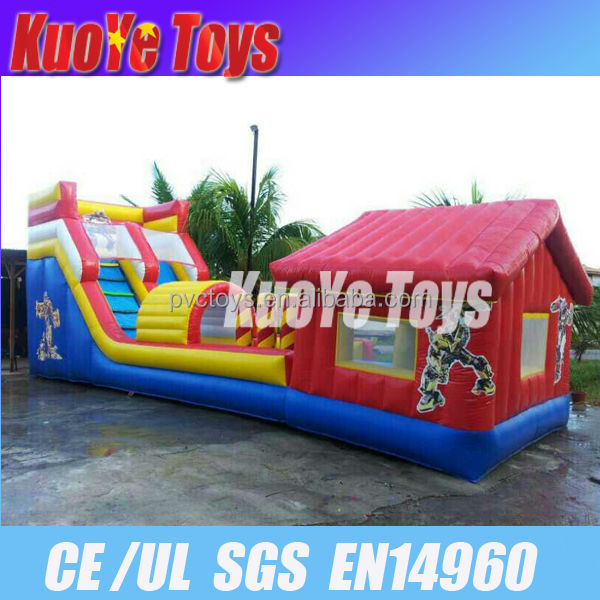 inflatable slide combo made in china