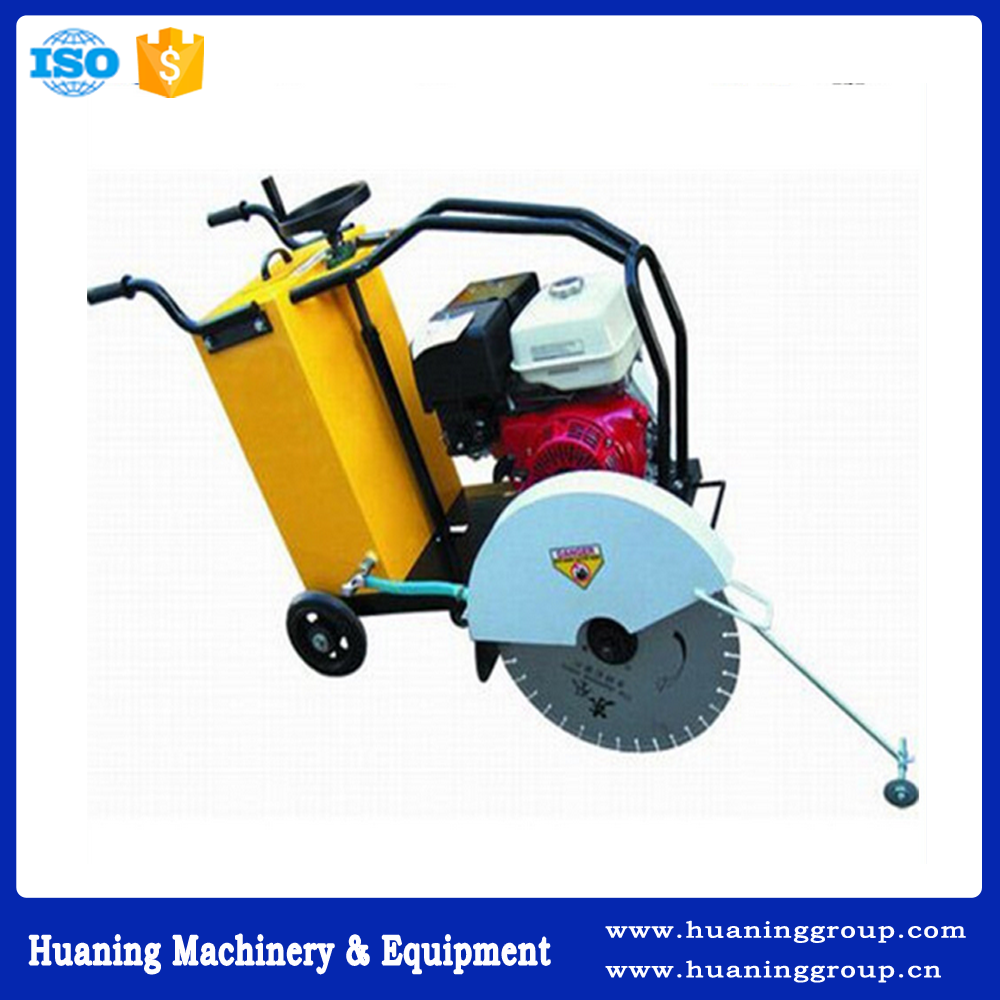 Gasoline Engine HQR500 Portable Concrete Cutter