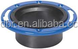 STOP ADJUSTABLE METAL RING-EPOXY COATED CLOSET FLANGE/ tailpiece plumbing