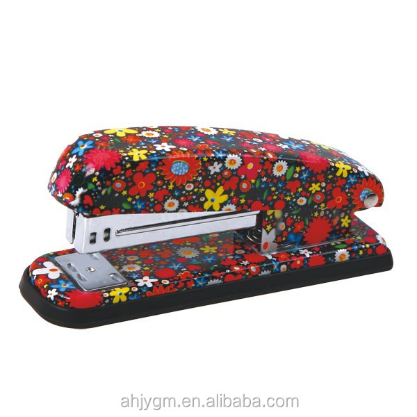 Promotion High quality colorful office metal stapler