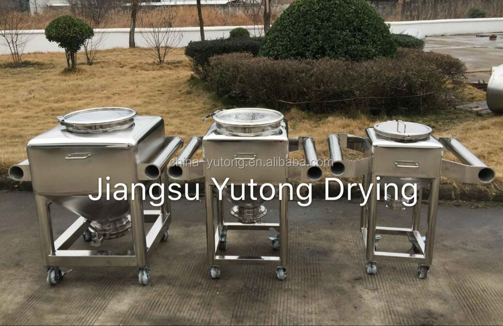 Yutong HTD bin blender in pharmaceutical industry food industry for mixing power granules