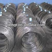 China galvanized steel wire for sale