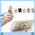 Disposable phone finger ring holder with self-adhesive pu gel Material