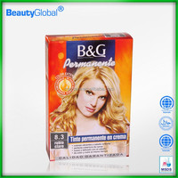 2016 latest & no Peroxide & No PPD hair care wholesale beauty product face care hair color brands