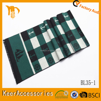 Hot selling high quality men silk brushed alibaba scarves