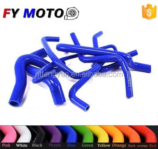 Silicone Radiator Hose Kit Fit For FIAT COUPE 2.0 20V GT 96-00 TRUBO