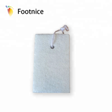 white glass foot pumice stone,grill brick