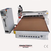 Omni CNC Router advanced and unique china high precision high accuracy omni Auto Tool Change 2040