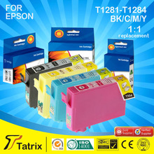 compatible for Epson ink T128 T1281- T1284 wholesale good price