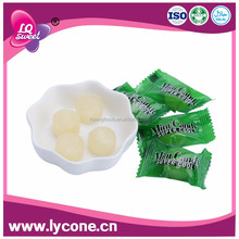 High quality low price halal sweet super hard mint candy brands