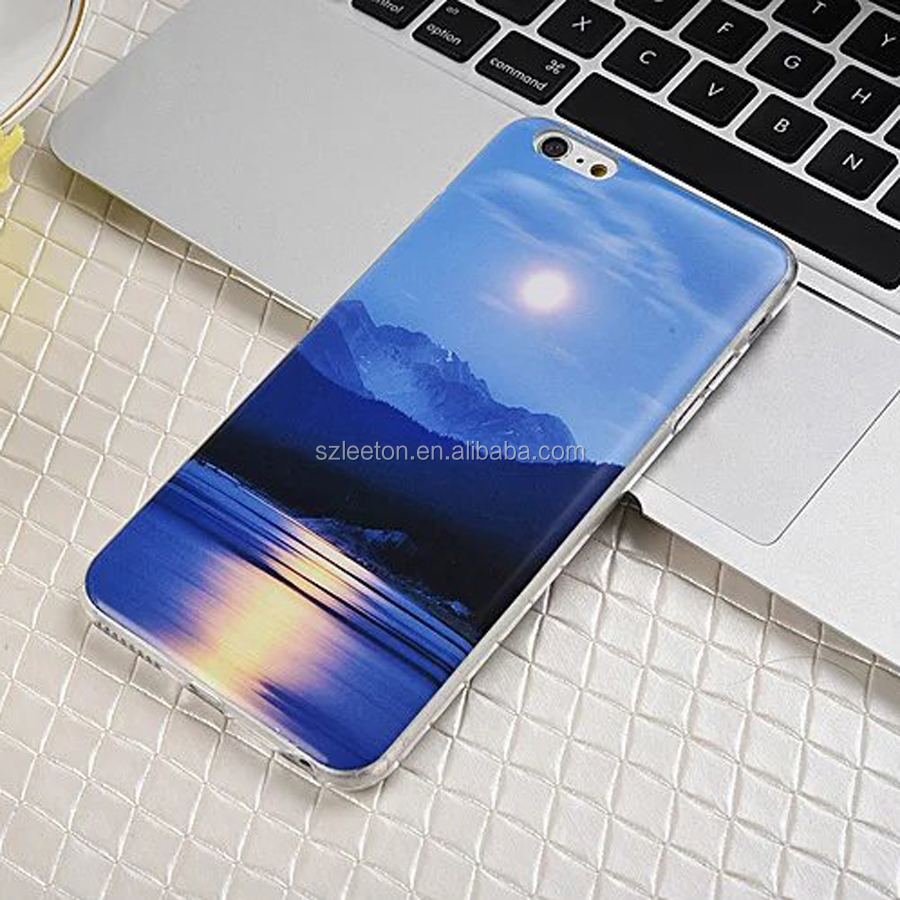High quality stylish TPU cell phone case with factory price
