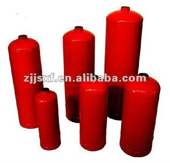 1kg,2kg,3kg Fire extinguisher cylinder with bottom price