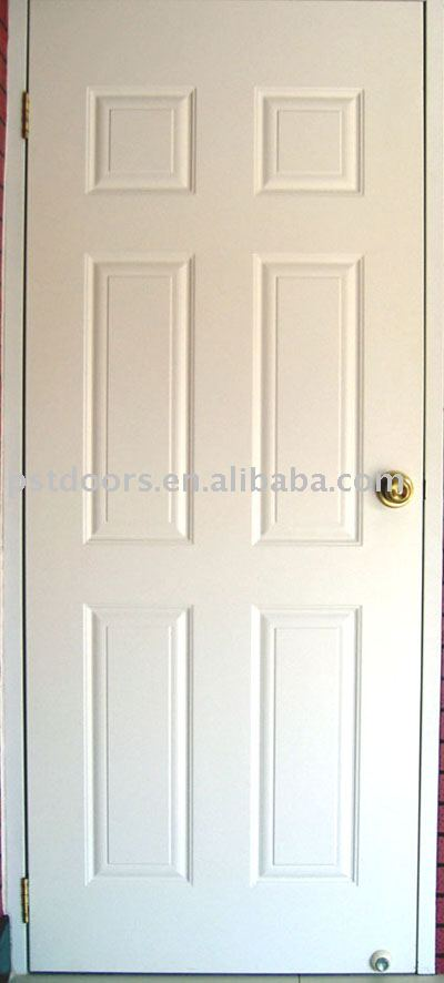 wei e farbe stahlt ren t r produkt id 223762993. Black Bedroom Furniture Sets. Home Design Ideas