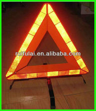 safety warning portable triangle kit