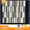 Irregular Basalt Mosaic Tile For Building Decoration