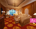 china top jacquard exhibition carpet use in hotel