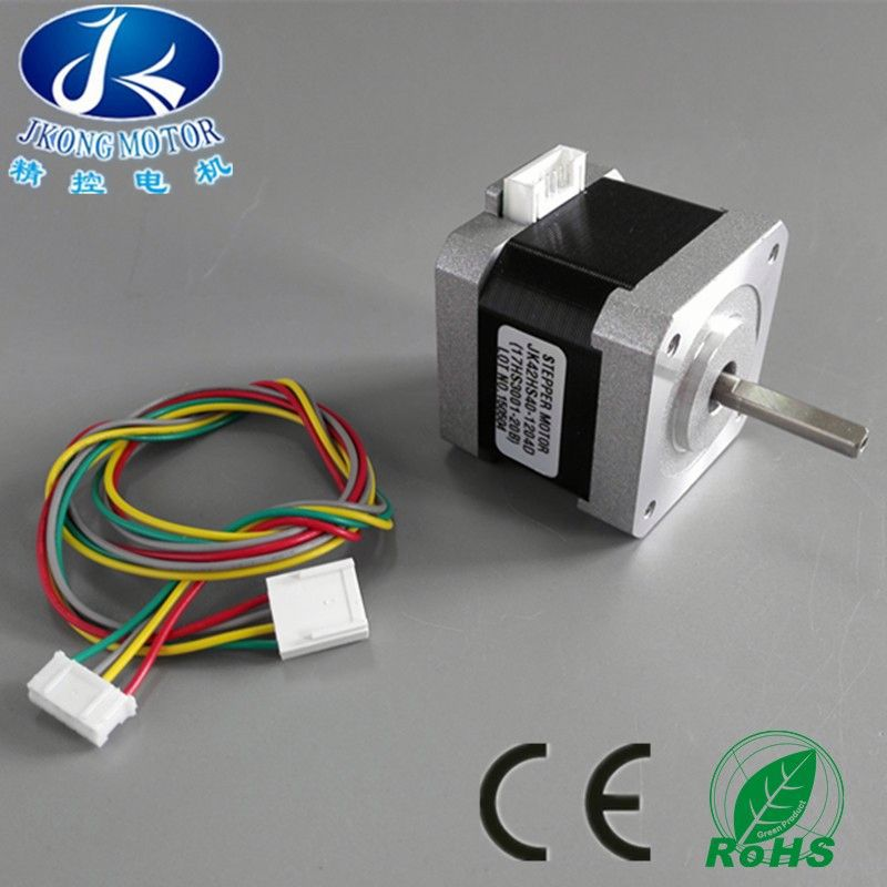 Hybrid stepping cheap nema 17 mini stepper motor