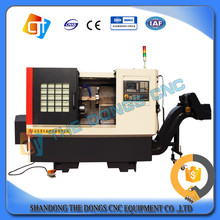 Hot sale low cost hobby cnc lathe machine price