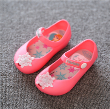 kids jelly shoes frozen shoes jelly sandals