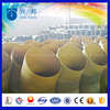 pur foam filled hdpe material outer sleeve composite pipe underground used pre-insulated pipes and fittings