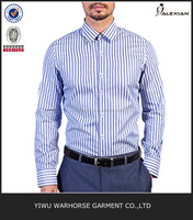 New Design Fashion Low Price Gingham Shirt