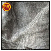 100% Cotton Tubular Jersey Rib Knitted Fabric