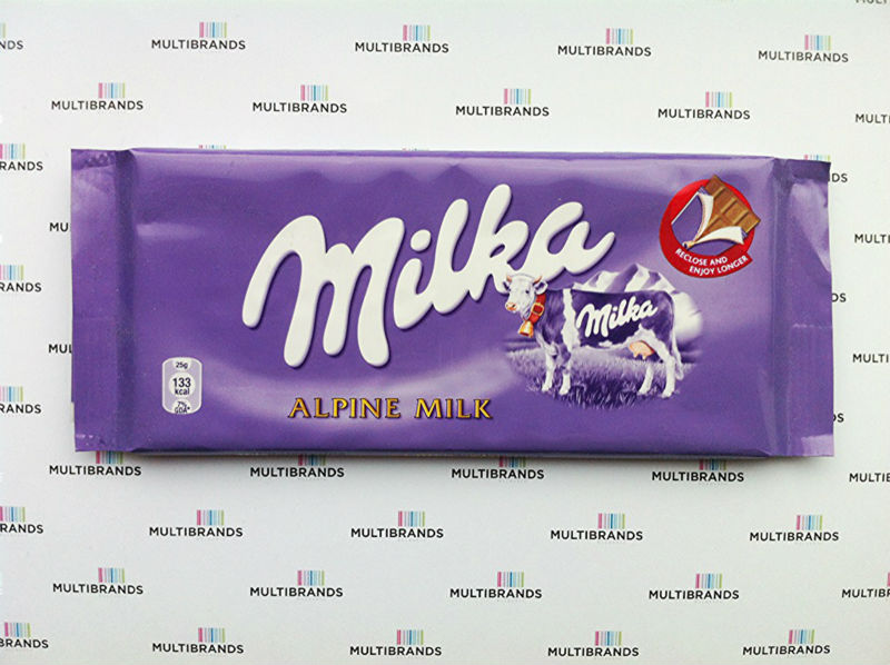 Milka Chocolate 100g - Buy Milka Chocolate 100g Kraft Foods ...