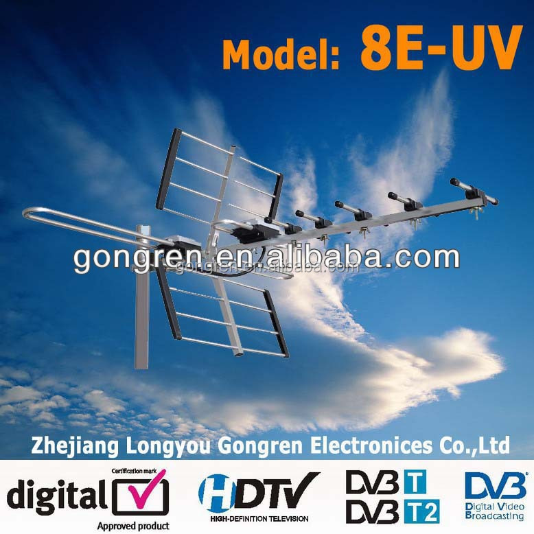 hd aerial tv outside antenna] the best 8E-UV manufacture