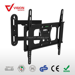 Adjustable Low Profile lcd tv rack wall mount VM-LT09S B-02