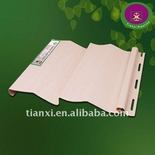 2014 widely used practical plastic exterier side wallpanels