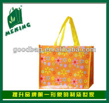 2013 elegant colorful TNT shopping bags make in guangzhou directly factory