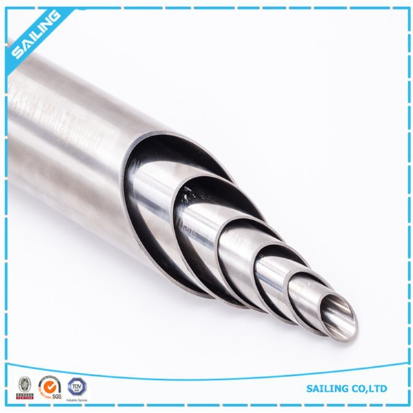 heat exchanger/cooler/sensor stainless steel seamless pipe