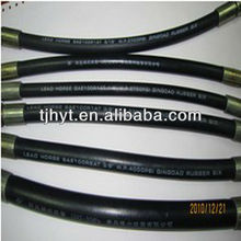 hydraulic hose pipe manufacturer SAE100R10 in China