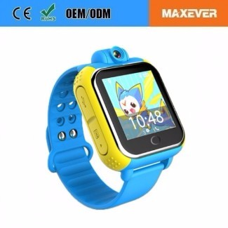 "1.22"" Touch Screen Kids Smart Watch Q90 Kids GPS Watch"
