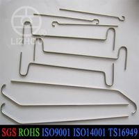 Loop clip prings & Spring wire form