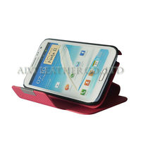 Leathert Case For Samsung Galaxy Note 2, for galaxy note 2 cases