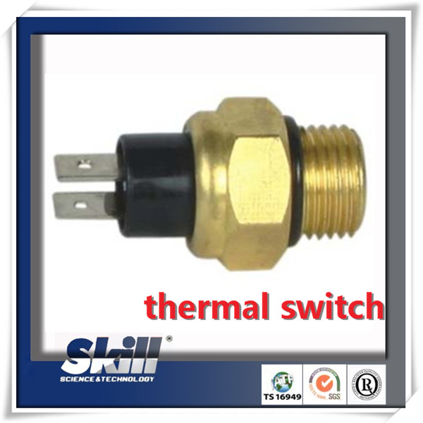 factory price car and motor thermal switch normally-off