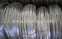 6x19 steel rope fence /pvc coated steel wire rope