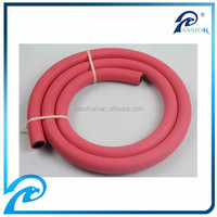CE approved well packed WP 20 bar and BP 60 bar flexible color rubber water hose