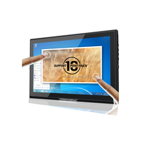 "15"" LCD Capacitive multi- touch screen panel monitor"