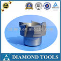 PCD 5 edges milling cutter