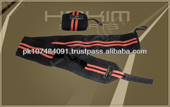 Weight Lifting Hooks Power lifting Strap with Customized logo